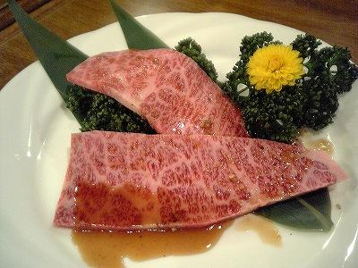 焼肉ランド マルタケ 特選カルビ